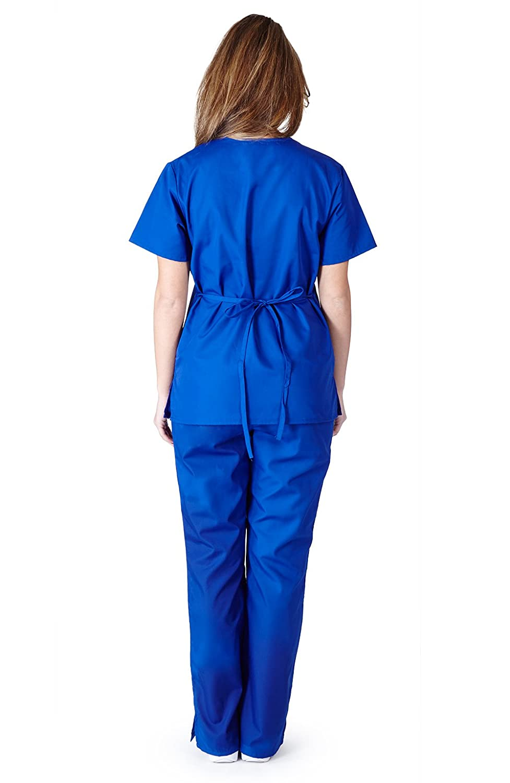 Natural Uniforms Womens Mock Scrub Image 2