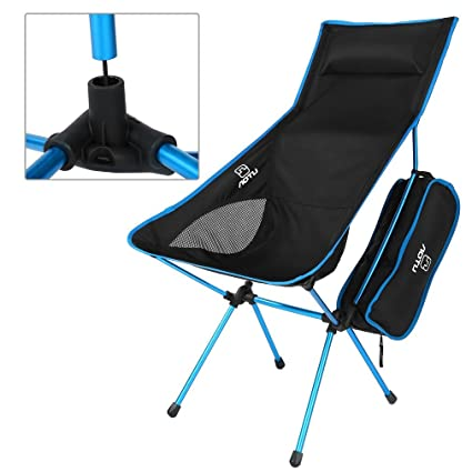Icoco Chaise Camping Pliable Compact Ultraleichter Chaise De Plage Pliable Chaise Pliante Chaise