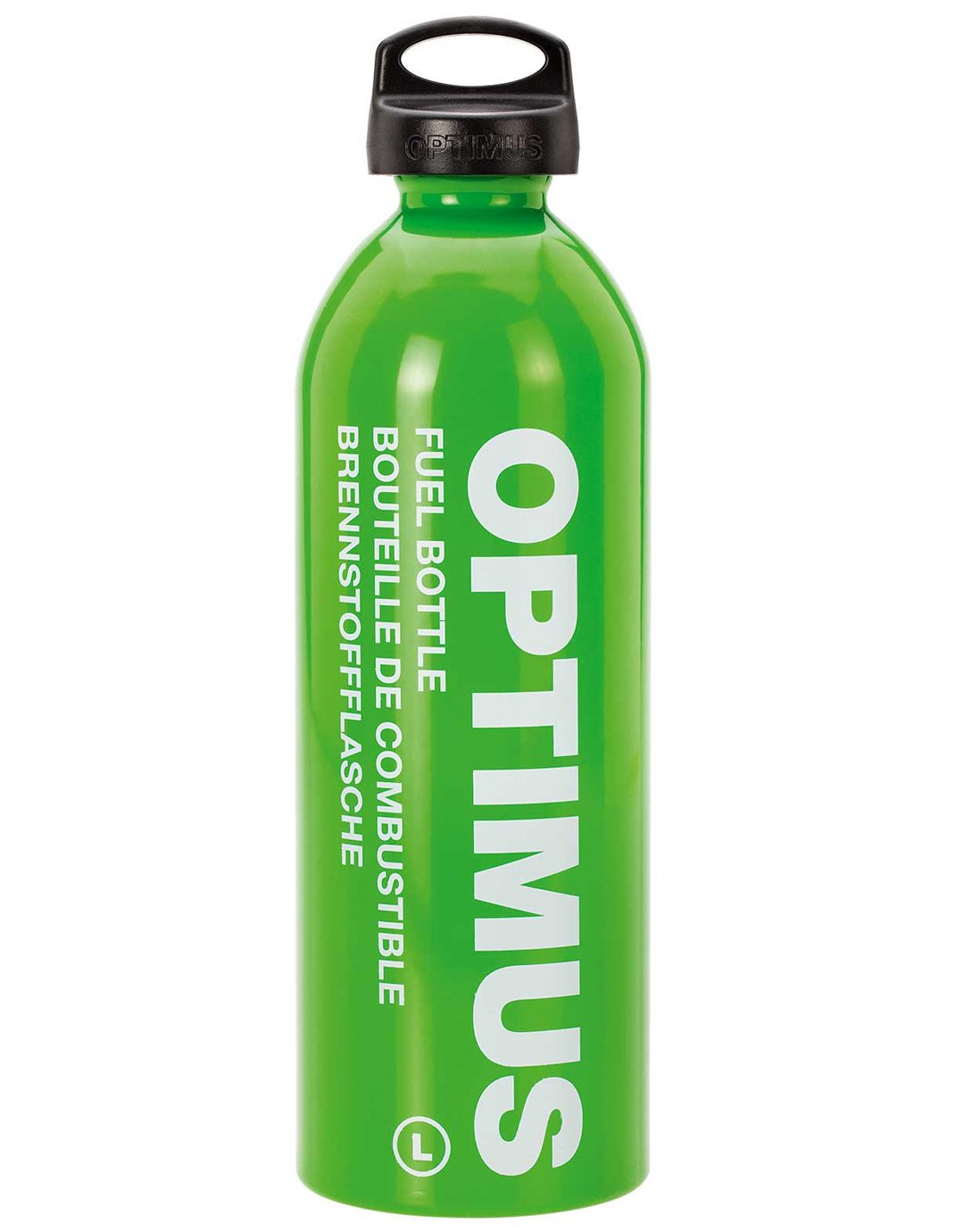 Botella de combustible Optimus – verde