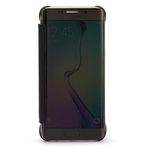 8 opinioni per Qissy® Wallet case Custodia a portafoglio per Samsung Galaxy S6 Custodia flip