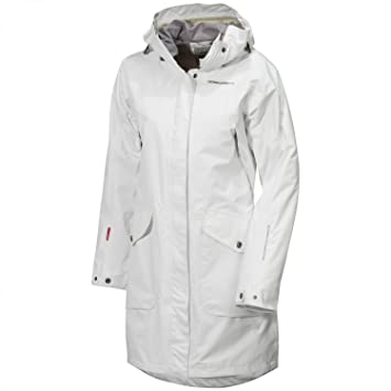 7751ee7a11c Didriksons Thelma Ladies Coat 40 Snow: Amazon.co.uk: Sports & Outdoors