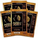 Perky Jerky Turkey Original, 5 ounce bags (Pack of 6)