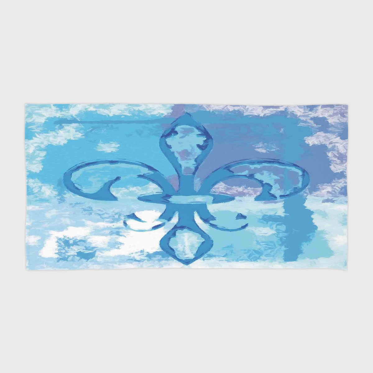 Amazon.com: One Side Printing Hotel SPA Beach Pool Bath Hand Towel ...