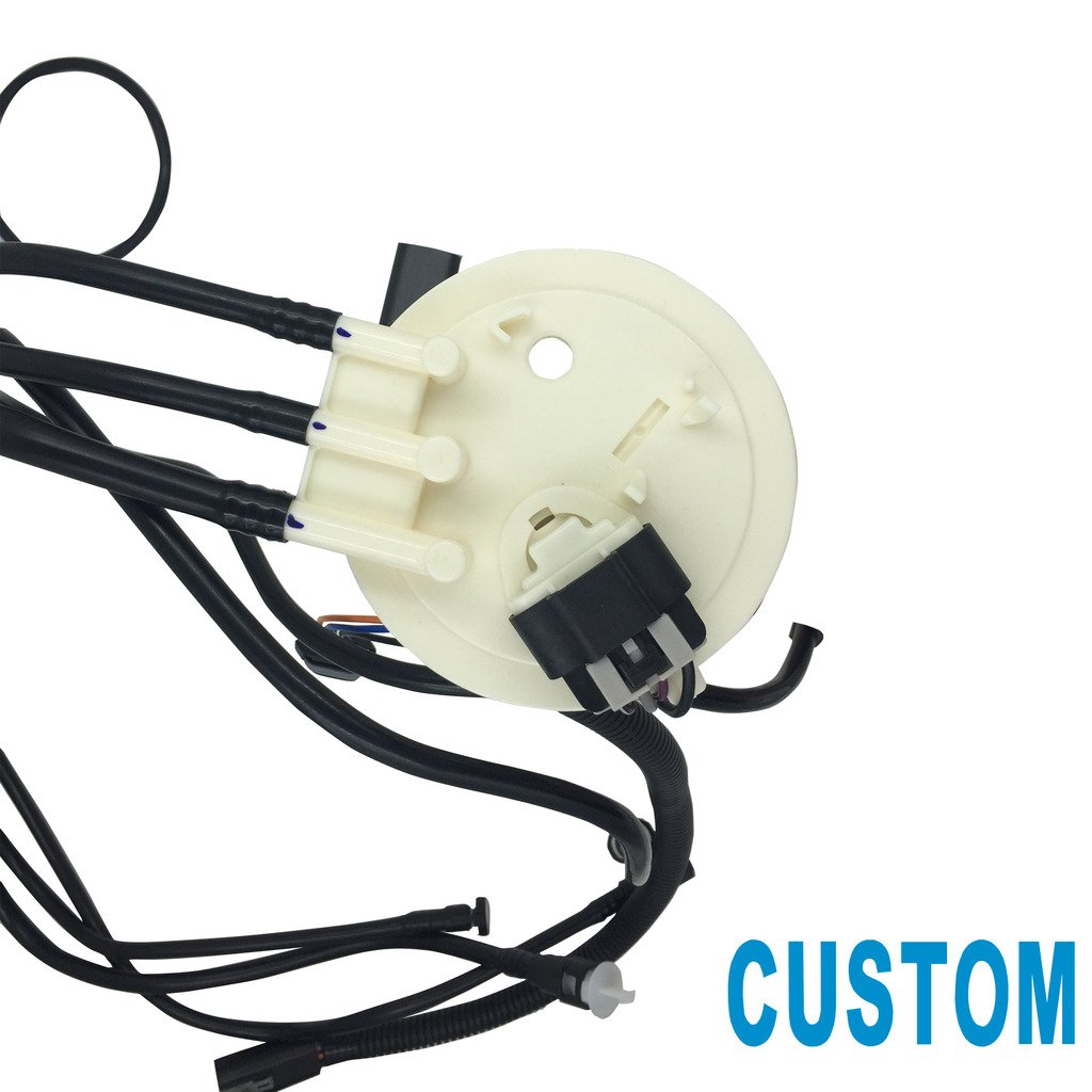 Except Onboard Fuel Vapor Recovery CUSTOM 1pc Brand New Electric Fuel Pump Module Assembly With Installation Kits For P74767M 97-99 Chevrolet Monte Carlo Lumina