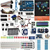 SunFounder Starter Kit From Knowing to Utilizing for Arduino Uno R3 Mega Nano Circuit Board Jumper Wires Sensors Breadboard Electronics V2.0