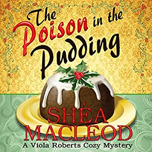 The Poison in the Pudding Audiobook