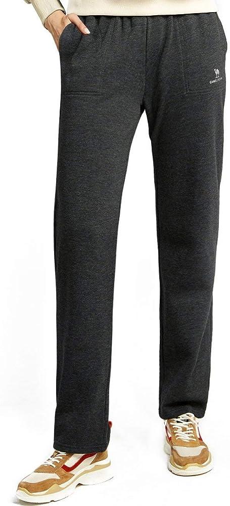 CAMEL CROWN Pantalones Deportivos para Mujeres Ligeros Pantalones ...