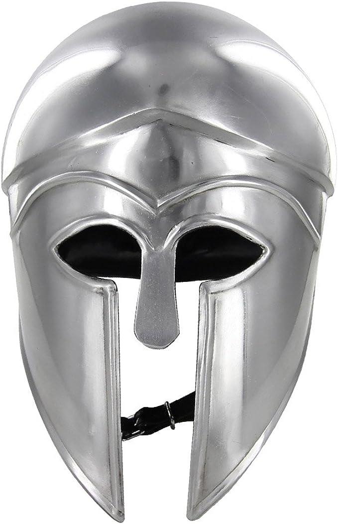 Medieval Corianthian Armor Helmet Viking Larp SCA Roleplay
