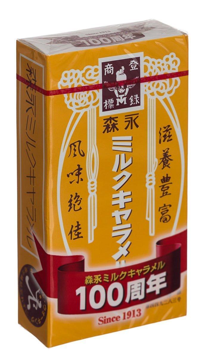 Morinaga Caramel Milk Box 2.07oz (3pack) by Morinaga