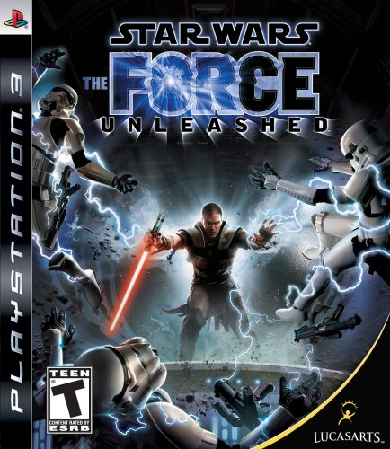 Star Wars Force Unleashed Playstation 3 product image