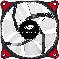 Cooler Storm 12 Cm 30 Led, C3Tech, F7-L130Rd, Acessórios para Computador
