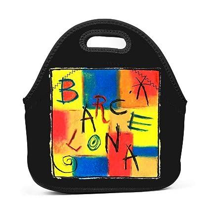 Amazon.com: GHHJI Fashion Barcelona Designed Handbag/Tote ...