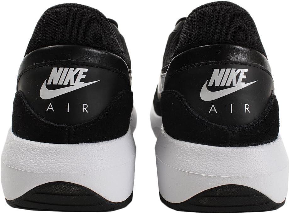 Nike Air Max Nostalgic Sportschoenen voor dames Zwart Zwart Wit 001