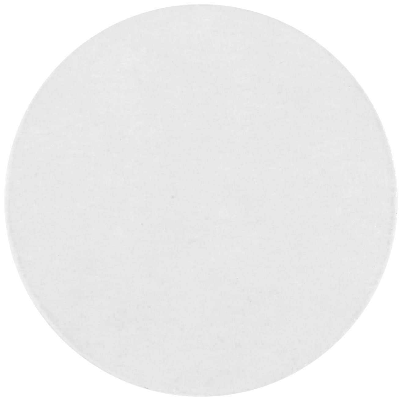 0.13 mm to 0.17 mm Circles Thickness 2 Item Length x 2 Item Width Fisher Scientific 12-545-80 Glass Cover 12 mm Size 2 Item Length x 2 Item Width