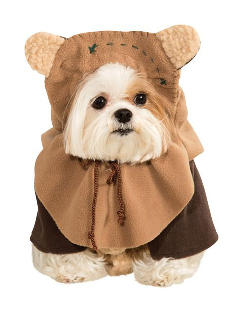 Classic Star Wars Ewok Pet Costume - Medium