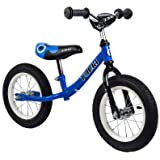 Tauki 12 inch Kid Balance Bike,No-Pedal Walking Push Bicycle with Adjustable Saddle Height and Handlebar Best for Ages 18 Months to 5 Years Old Boys and Grils, 95% Assembled