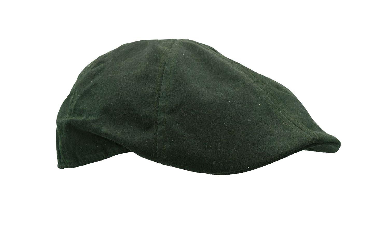 Walker & Hawkes - Uni-Sex Wax Duckbill Cap Country Waxed Hat
