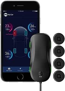 Sistema de monitor de presi/ón de neum/áticos Sensores externos USB TPMS para Android Pantalla de navegaci/ón para autom/óviles para todos los autom/óviles