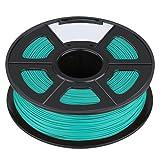 3D Printer Filament - SODIAL(R)3D Filament 3.0mm PLA for Print RepRap MarkerBot Rapman 1kg/2.2lbs, Grass green