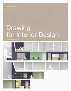 Superb Drawing For Interior Design 2e