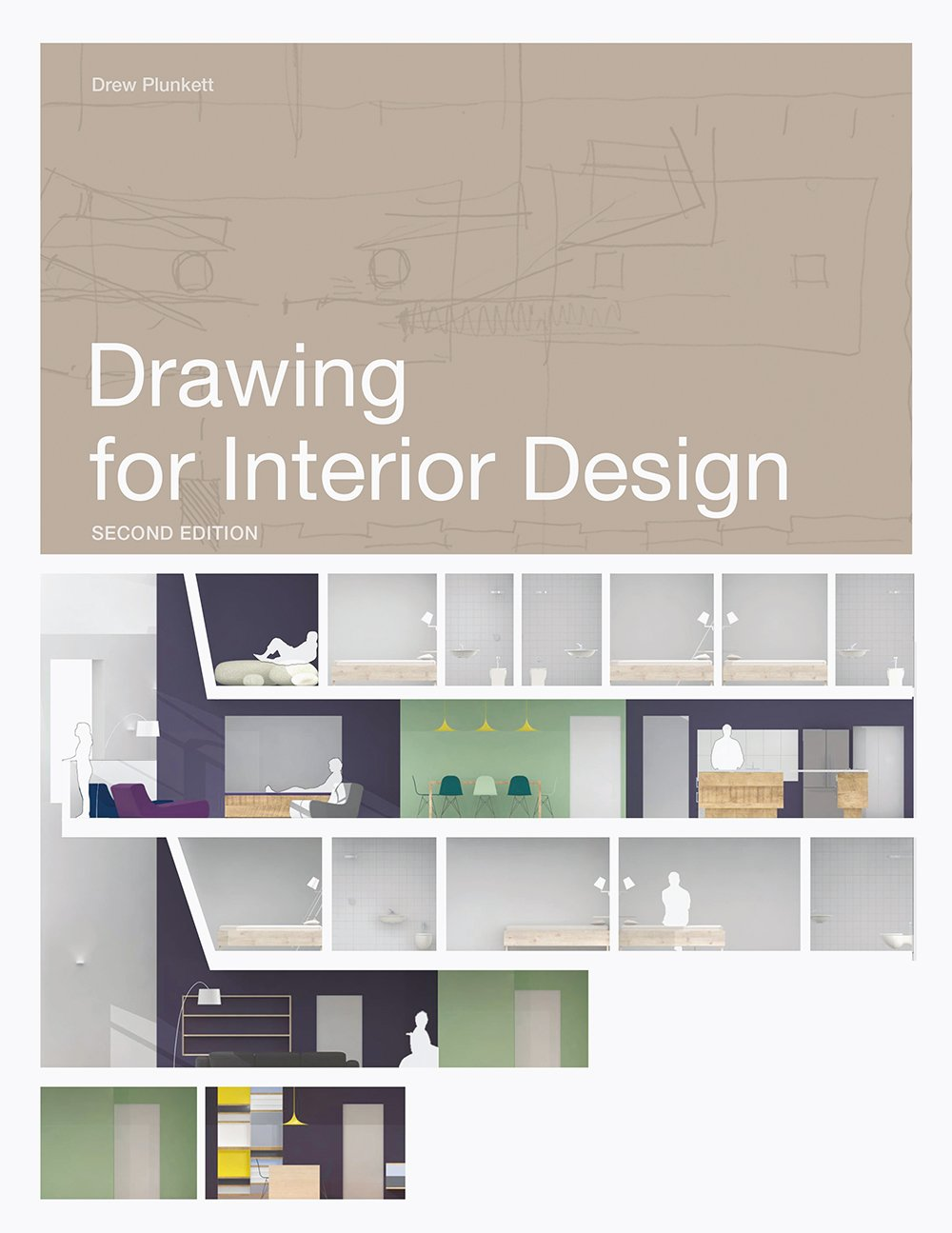 Drawing For Interior Design Amazoncouk Drew Plunkett 9781780671772 Books