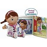 Doctora Juguetes - Marioneta con libro (Simba 9412067)