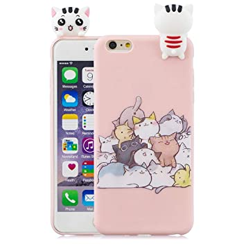 coque iphone 6 silicone dessin