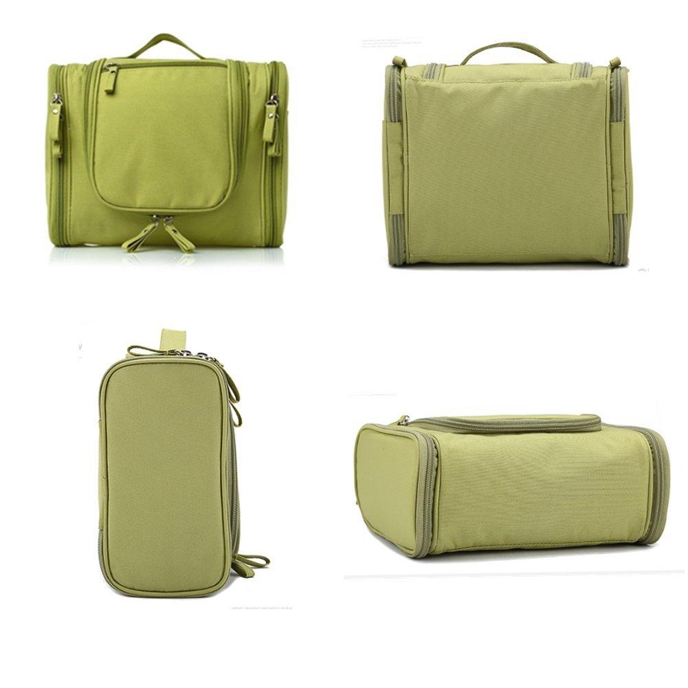 Tasche Beauty Case Waschtasche Kulturtasche Leder Kulturbeutel zum aufhängen
