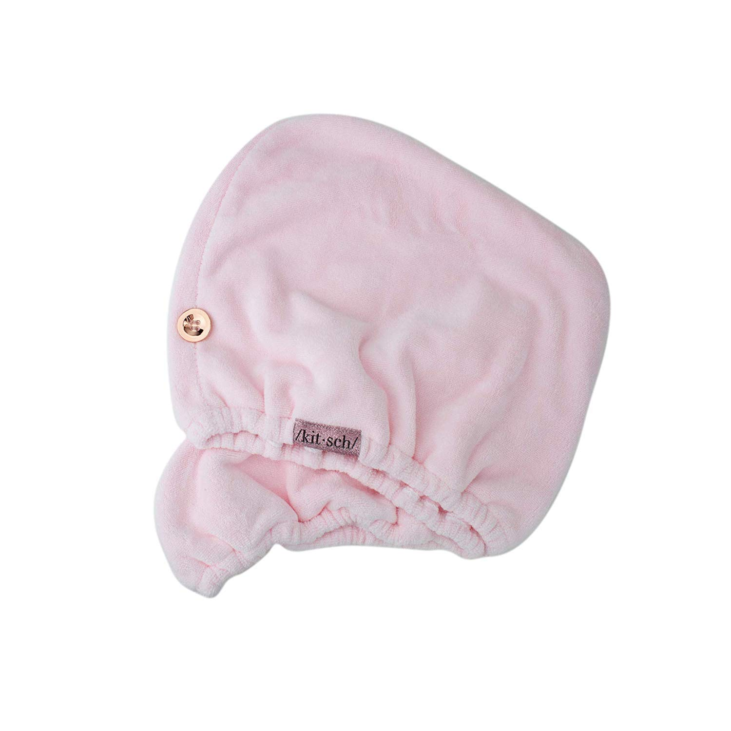 Kitsch Microfiber Towel Turban for Wet Hair