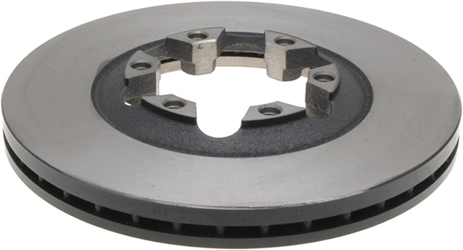 Prime Choice Auto Parts R64155PR Rear Brake Disc Rotor Pair