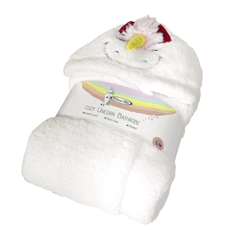 Peignoir de bain pour adultes Licorne Taille L//XL