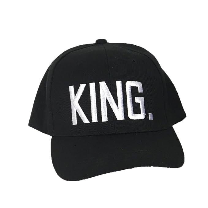 c4e3e0a10ebcc Fashion Culture King   Queen Baseball Hats
