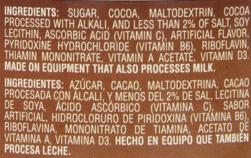 Nestle Carlos V chocolate Bebida mezclar, 14.1-ounce ...