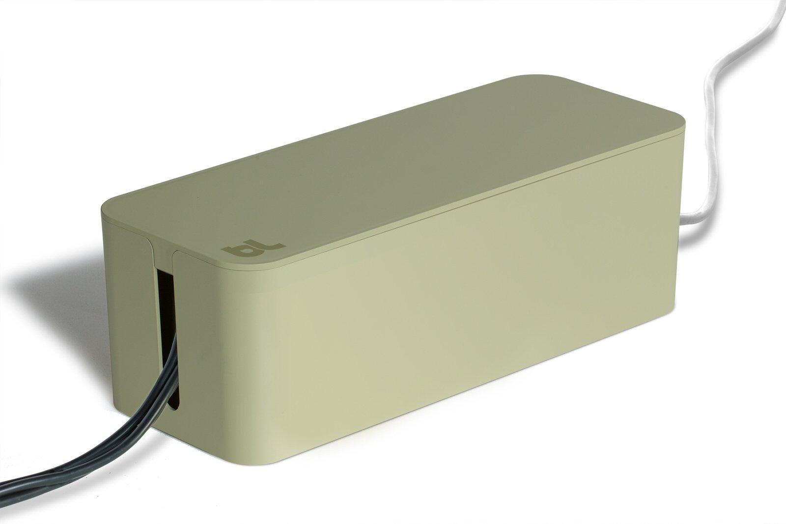 Bluelounge CableBox - Cable Management System - Light Sage - BLUCB-01-LS