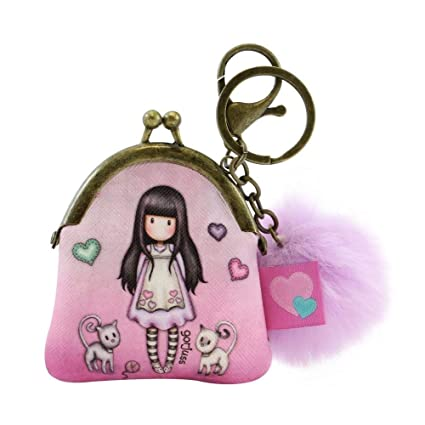 Amazon.com: Gorjuss 919GJ02 Keyring Purse: Office Products