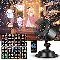VIVREAL LED Projector Light for Christmas Party