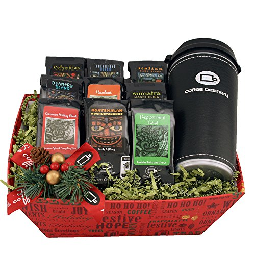 Specialty Basket (Gift Basket Coffee)