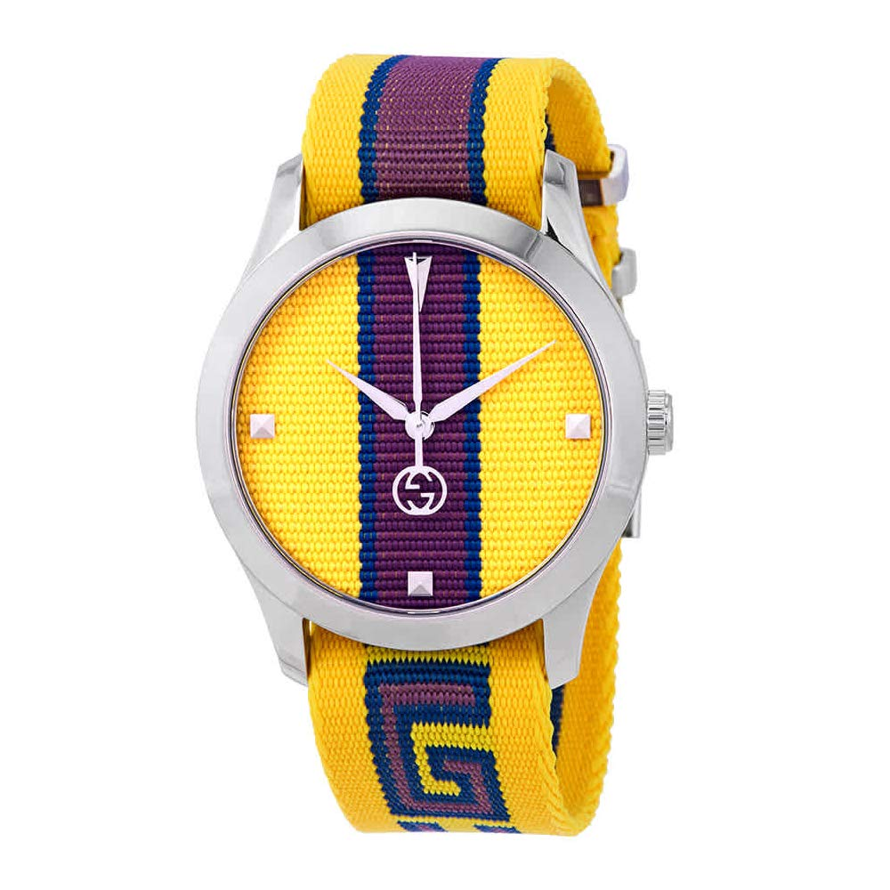 b3884c8fea1 Amazon.com  GUCCI G-Timeless Watch YA1264069  Watches