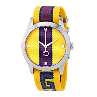 9247c0c0e89 Image Unavailable. Image not available for. Color  GUCCI G-Timeless Watch  YA1264069