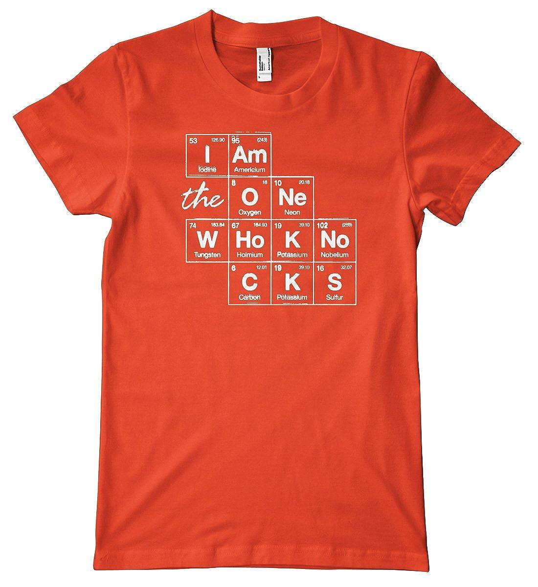 Breaking Bad I Am The One Who Knocks Premium T-Shirt
