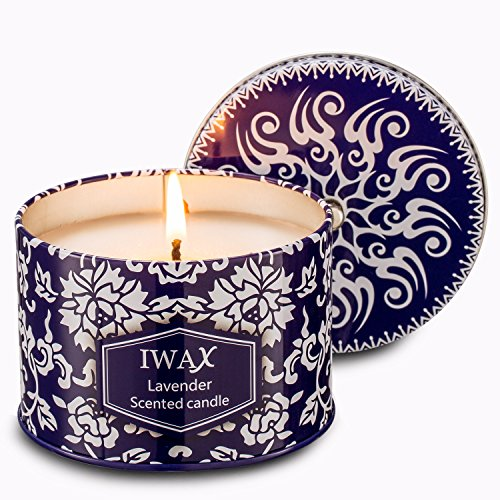 Lavender Candle - 5