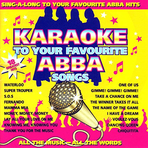 Abba Karaoke (Abba Karaoke Cdg)