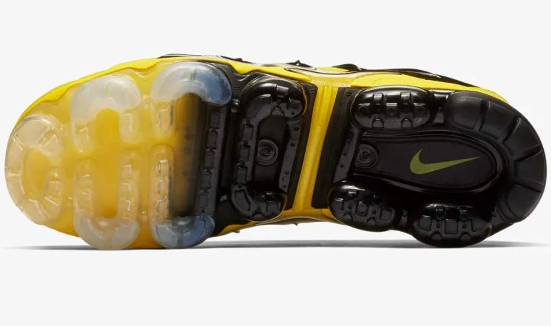 Nike Mens Air Vapormax Plus Bumblebee