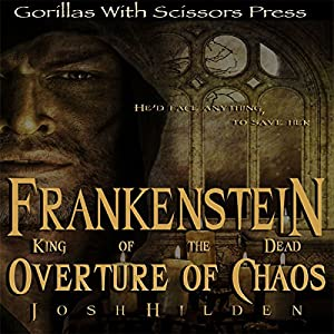 Frankenstein, King of the Dead Audiobook