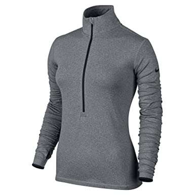 2585fbcb6dad9 Amazon.com: Nike Pro Hyperwarm Half-Zip 3.0 Women's Training Top: Shoes
