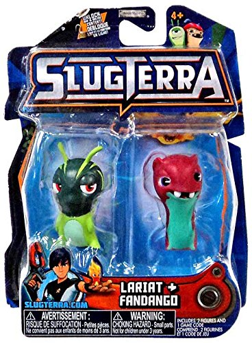Slugterra Series 5 Lariat /& Fandango Mini Figure 2-Pack Jakks