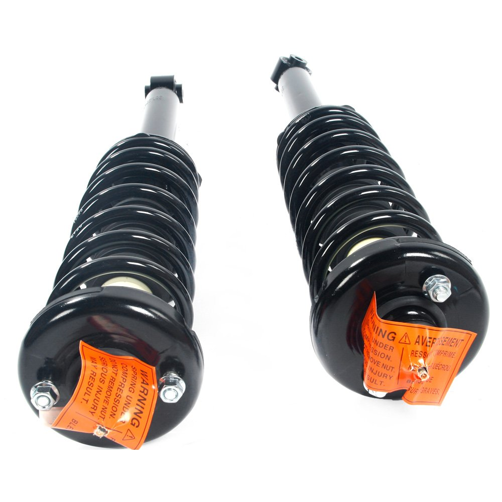 MILLION PARTS 2pc Rear Complete Strut Shock Absorber Assembly 171372 for Honda 2006 2007 Accord Acura 2004 2005 2006 TL