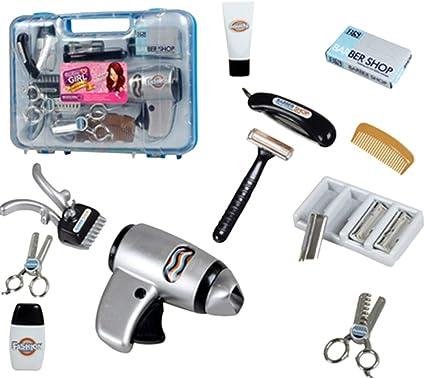 Amazon.com HMANE 15Pcs Hair Stylist Salon Playset Fashion