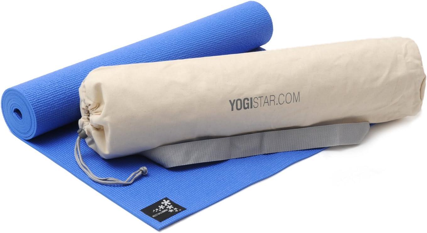 Yogistar® Yoga-Set Starter Edition (Yogamatte + Yogatasche) bei amazon kaufen