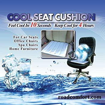 Amazon Com Cooling Seat Cushion Cool Pad For Wheelchair